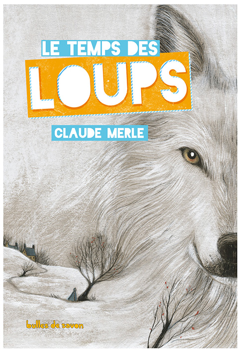 cover design Le temps des loups