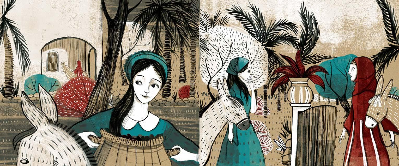 Yaffa and Fatima 5