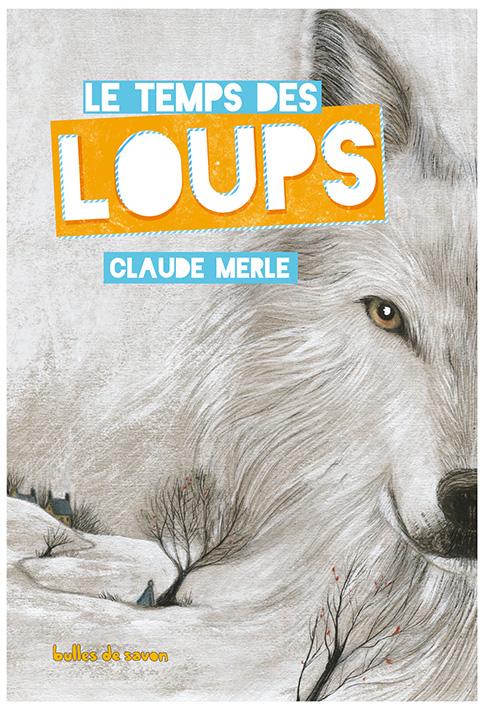 cover design Le temps des loups