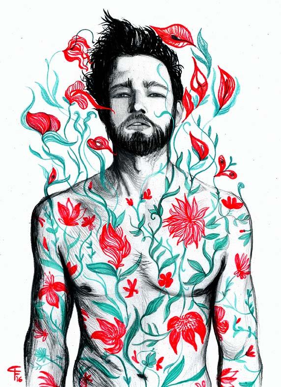 Lust flower