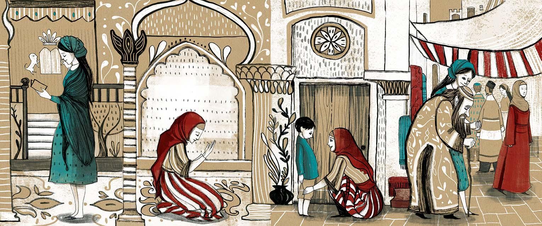 Yaffa and Fatima